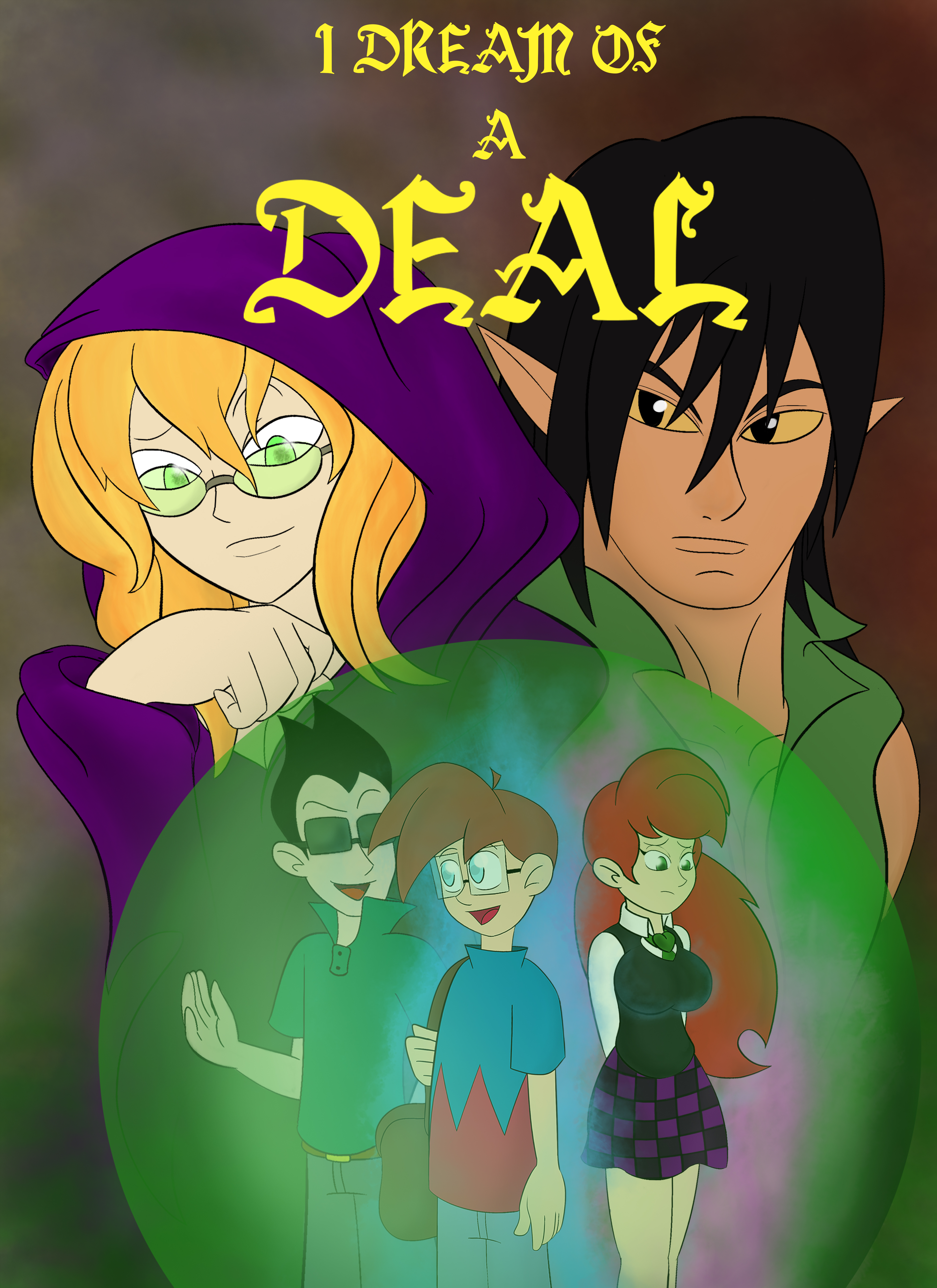 27: I Dream of a Deal – Title Card