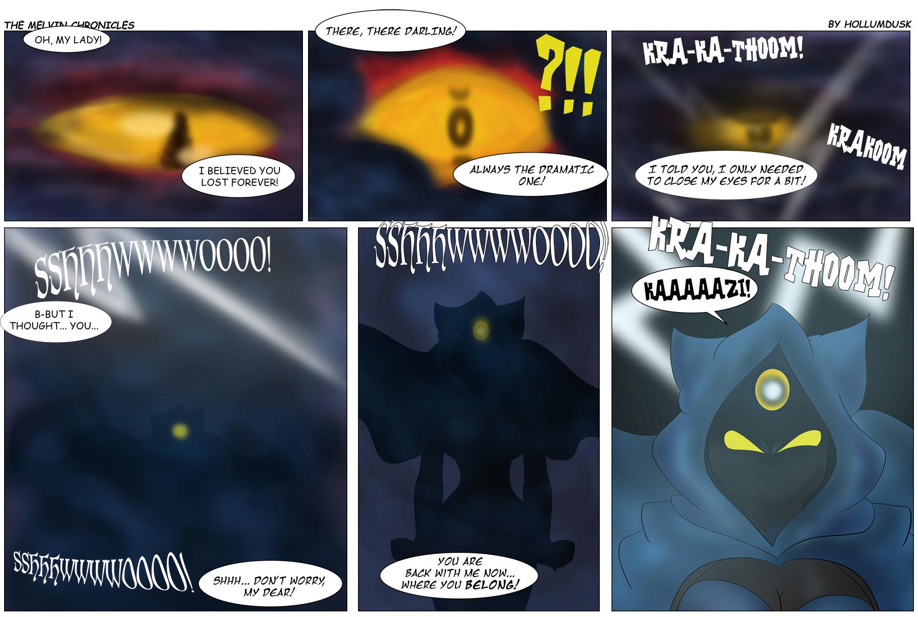 80: Hypnos Knows No Fury…