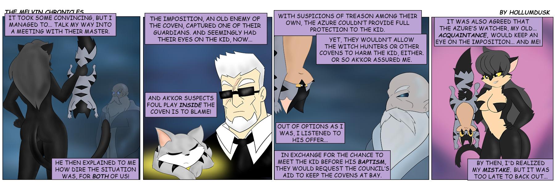 107: The Secret Deal 5