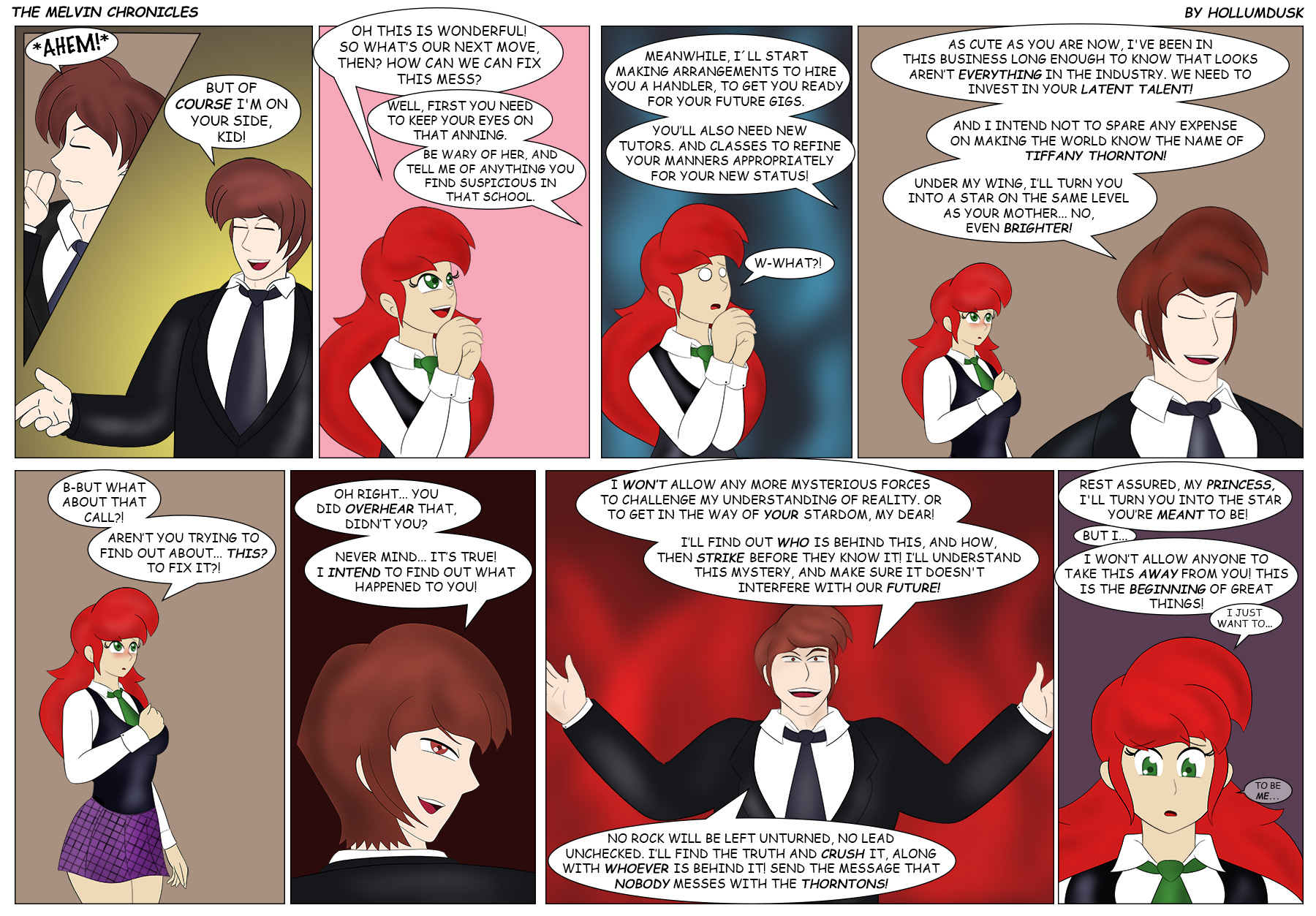 Red's First Steps: 24